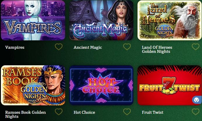 online casino deutschland spiele