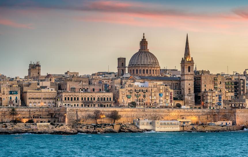 Malta Lizenz für Online Casinos