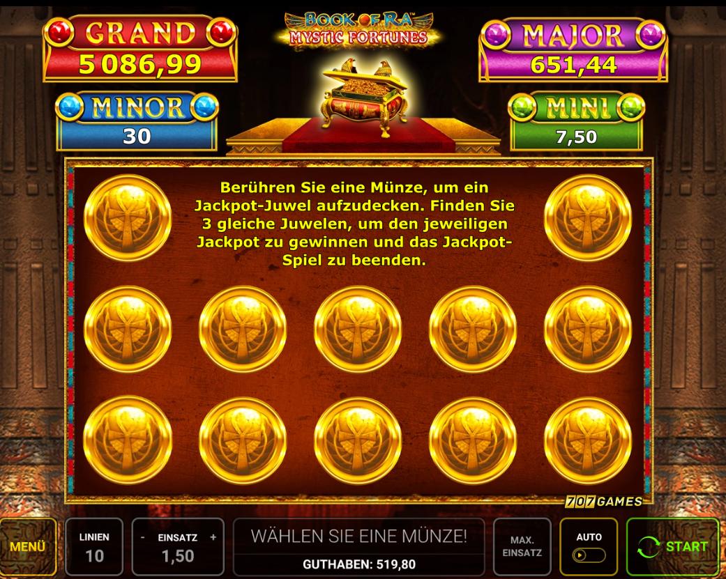 Jackpotspiele